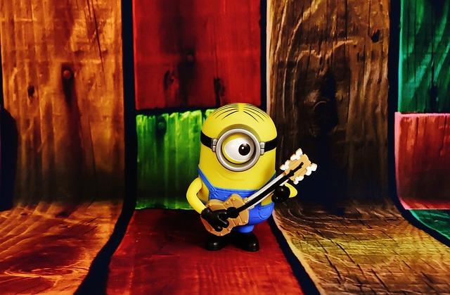 Łatwe piosenki na gitarę