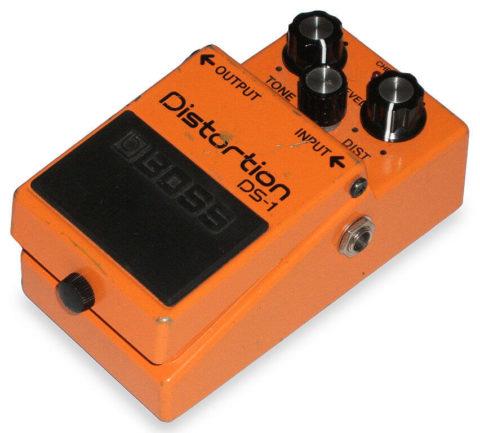Distortion BOSS DS-1