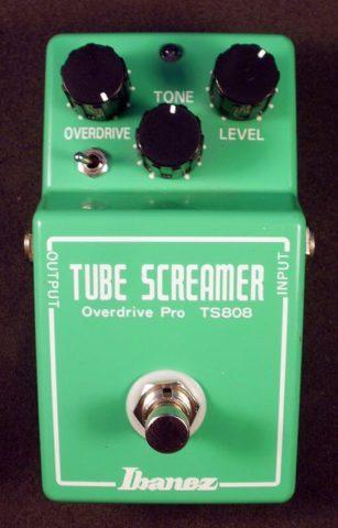 Overdrive Tube Screamer