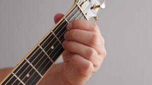akord Adur na gitarze