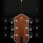 aplikacja do strojenia gitary