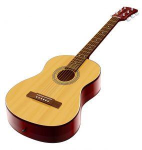 gitara akustyczna do nauki