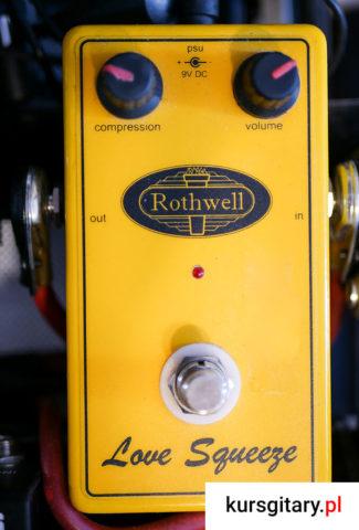 kompresor gitarowy
