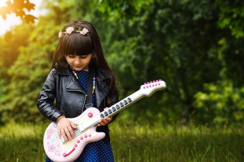 lekcje gitary dla dzieci wrocław