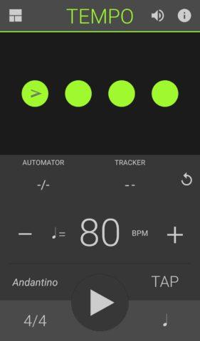 metronom aplikacja