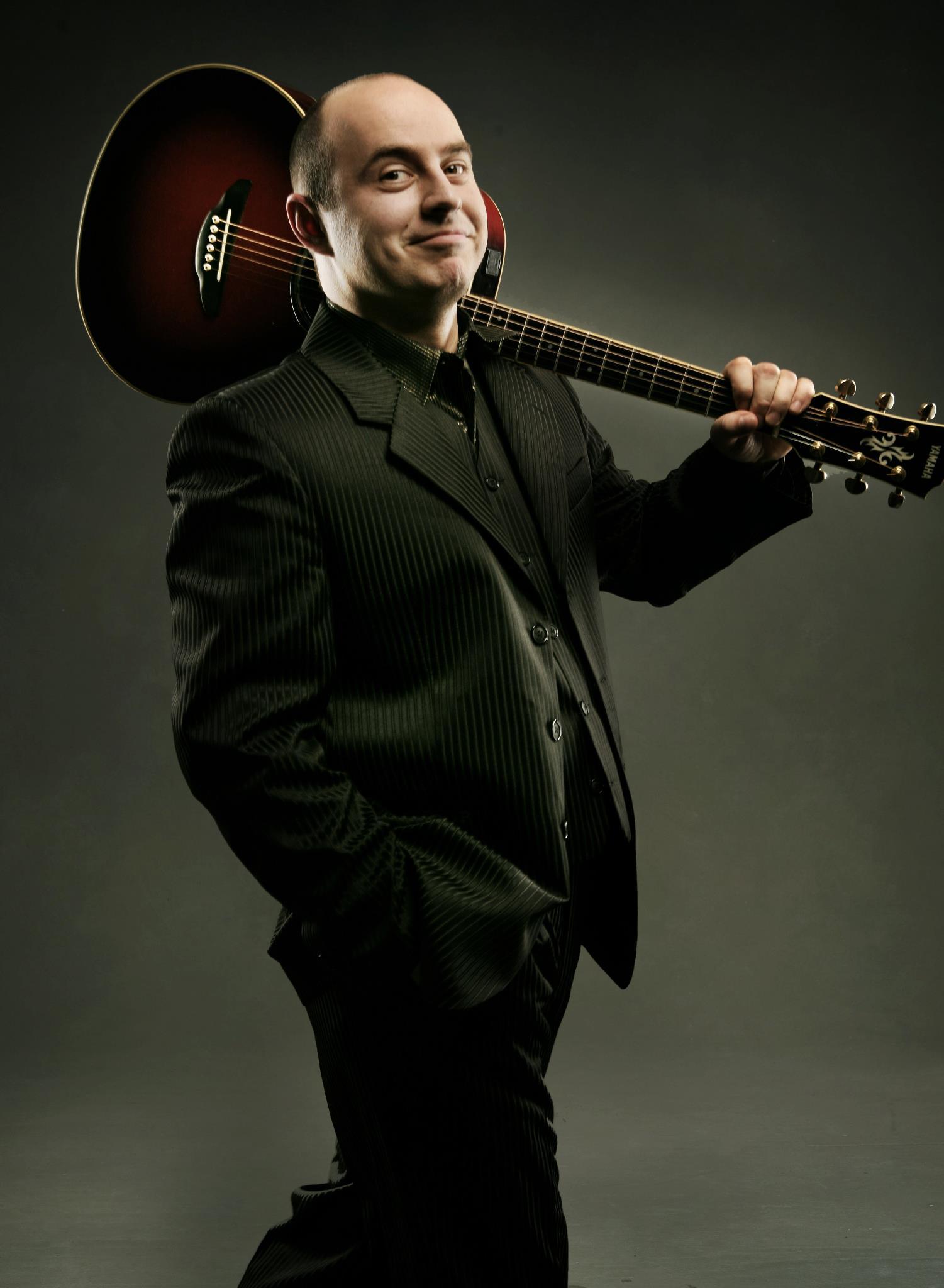 Nauka gry na gitarze Wrocław - Damian Ciosek