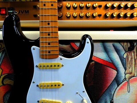single w gitarze