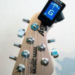 tuner na główkę gitary